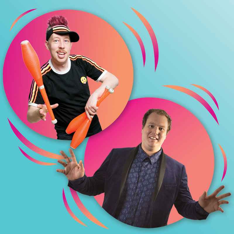 Juggling versus magic adelaide fringe