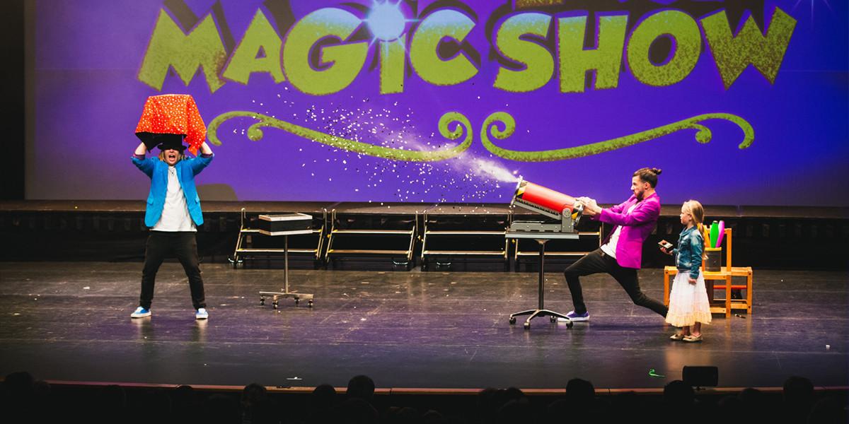 the greatest magic show adelaide fringe