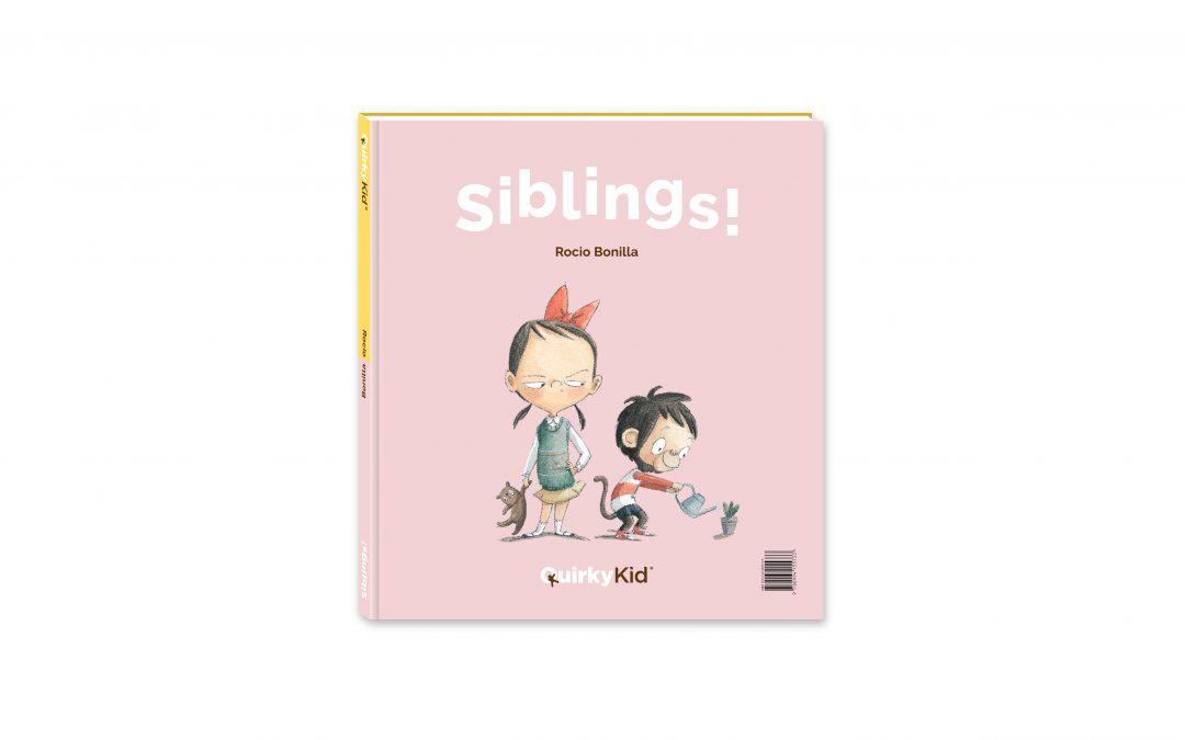 Win: 1 of 3 copies of Siblings! by Rocio Bonilla