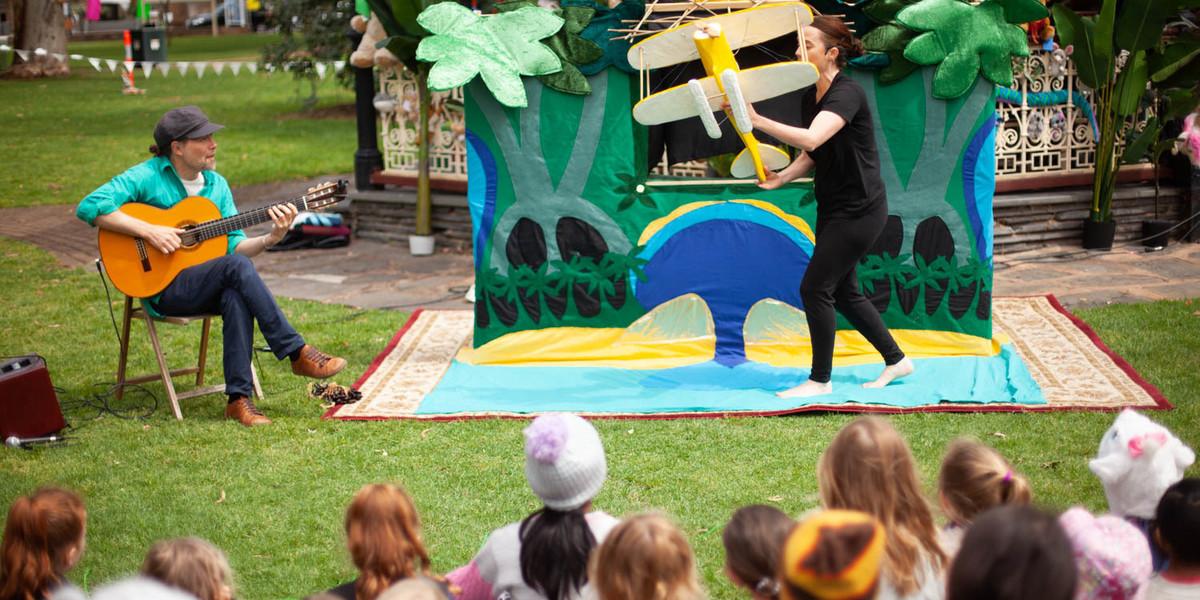 Teddy Bears Picnic Adelaide Fringe