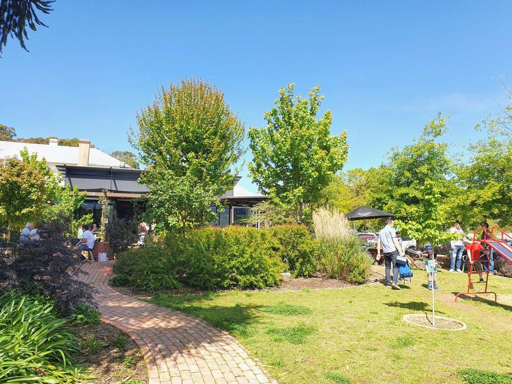 uraidla hotel garden
