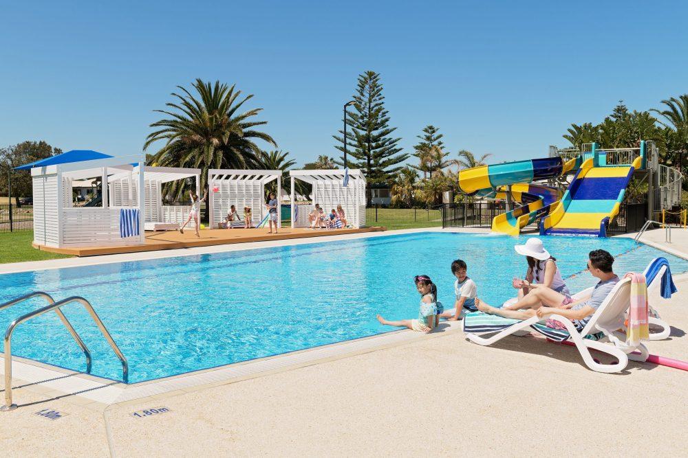 west beach pool