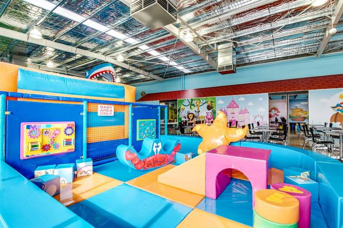 crocs play centre kilburn