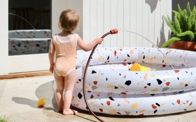 Pool Buoy inflatable pools: Your stylish new splashy spot!