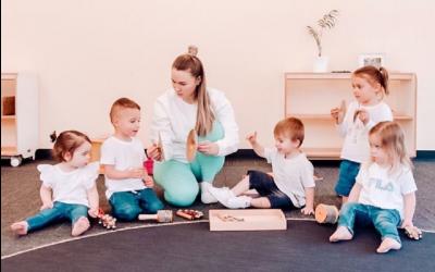 Shining Soles Toddler Music & Movement Program