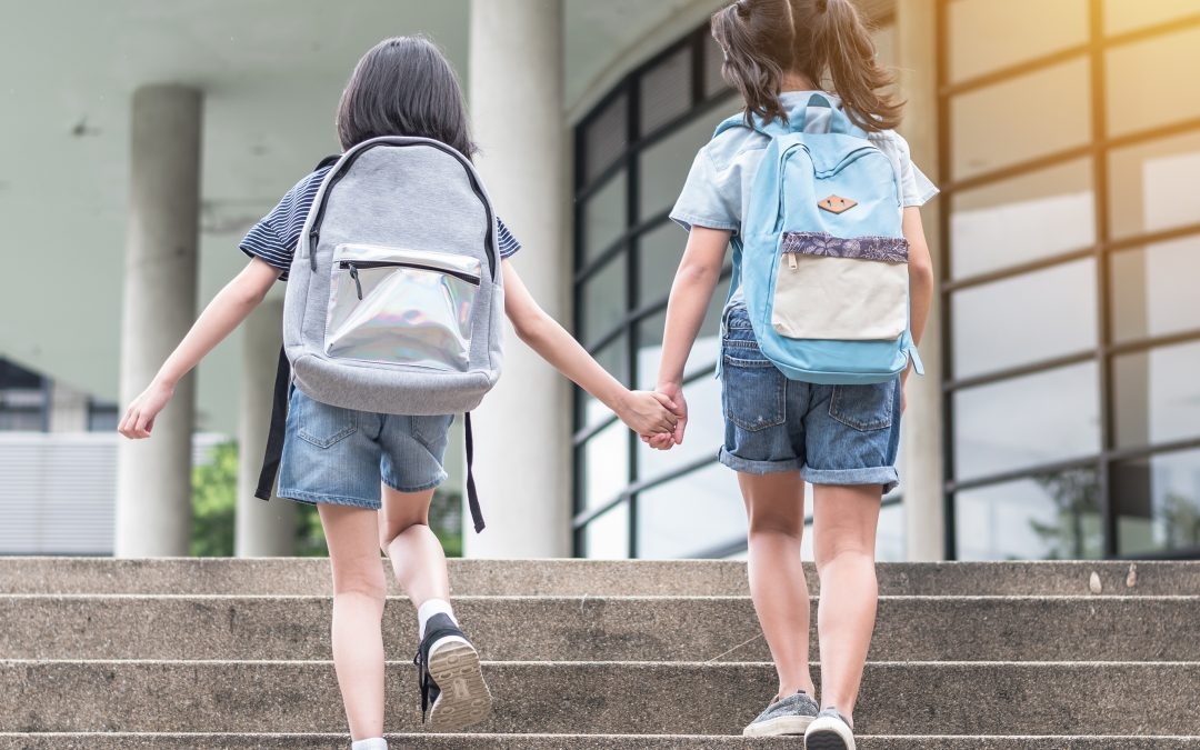Tips for parents: new school starters + childcare and kindy kids!