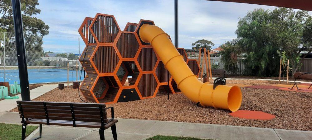 stanley street reserve playground