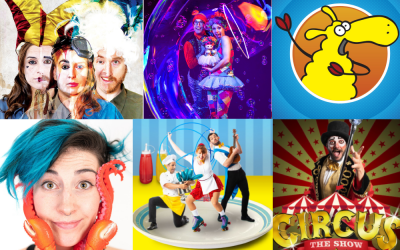 Top 10 family friendly Adelaide Fringe shows