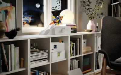 LEGO/IKEA storage collaboration launching this week!