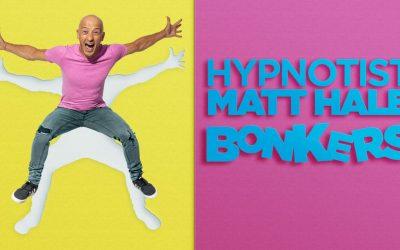 REVIEW: COMEDY HYPNOTIST MATT HALE 'BONKERS!'