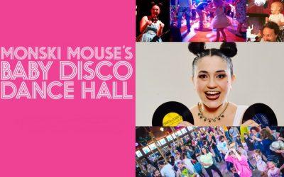 Adelaide Fringe: Monski Mouse's Baby Disco Dance Hall