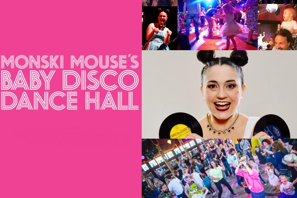 Monski Mouse Adelaide Fringe