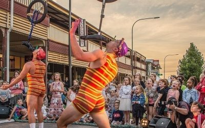 Adelaide Fringe On Tour