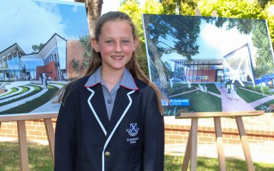 St Andrew's School STEM scholarship winner Bonnie Cabot determined to make the world a better place