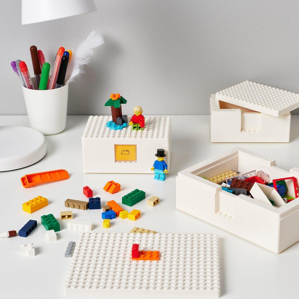 Lego ikea storage