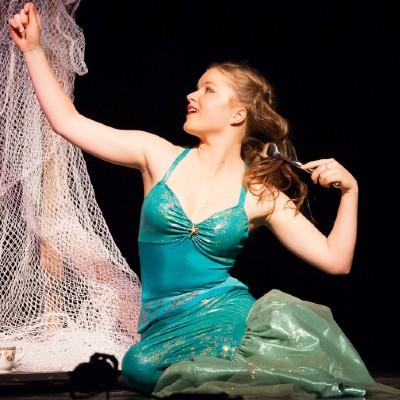 The little mermaid Adelaide Fringe