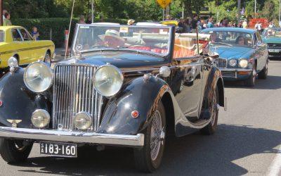 McLaren Vale Vintage & Classic rolls off in 3 weeks!