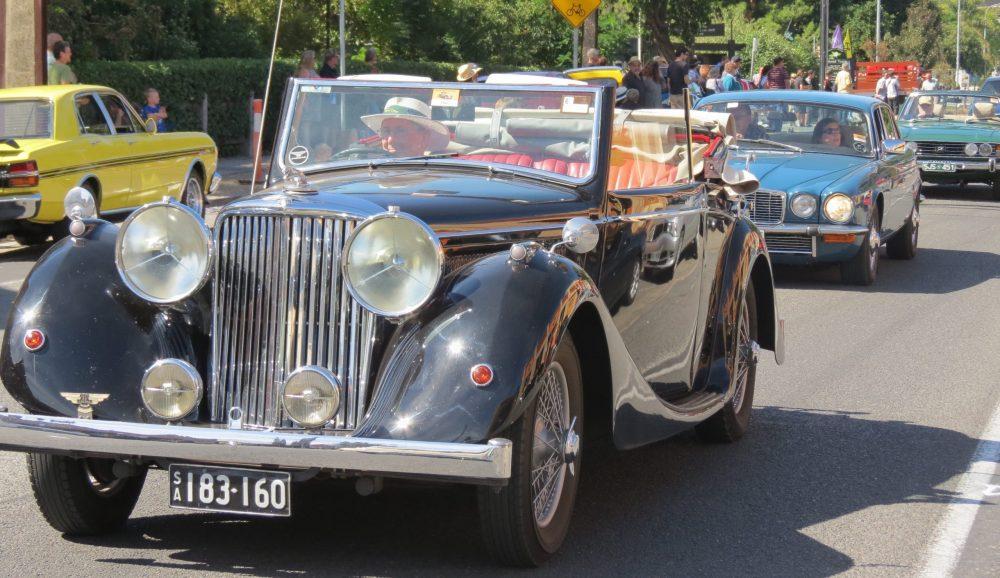 McLaren Vale Vintage