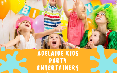 Kids Party Entertainment Adelaide   Top Kids Party Entertainers