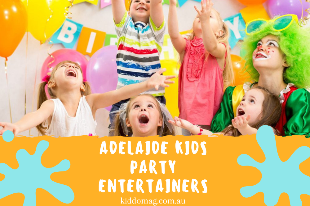 Adelaide kids party entertainers