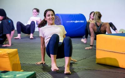 REVIEW: Circobats class for adults