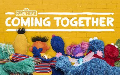 "Sesame Street Launch ""ABC's of Racial Literacy"""