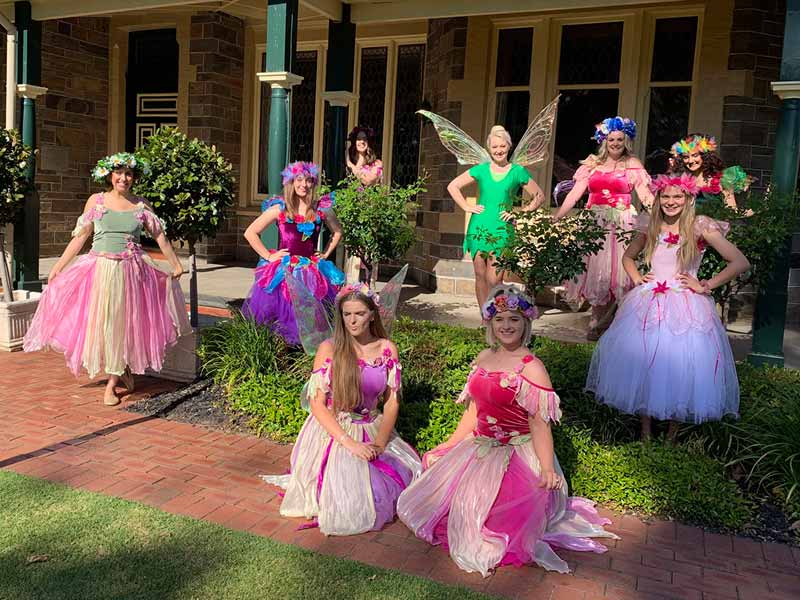 fairy bay adelaide kids party entertainment