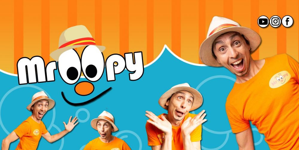 mr oopy adelaide kids party entertainer