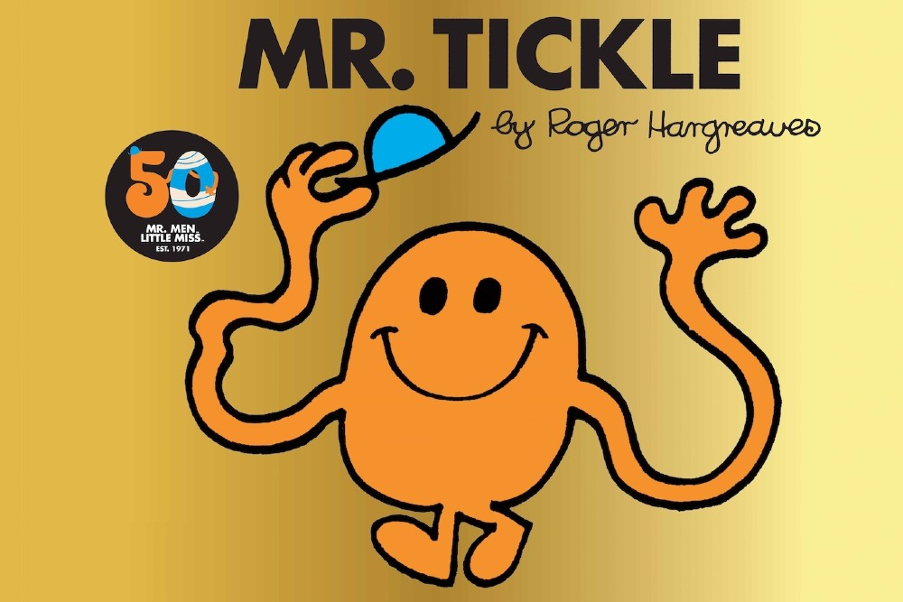 Win: 1 of 3 Mr Tickle prize packs
