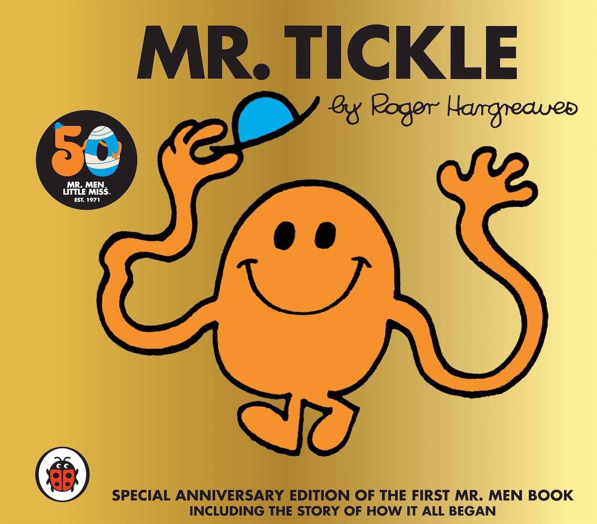 Mr Tickle prize pack