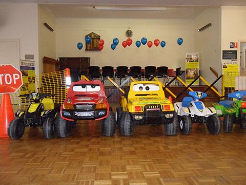 wheelie kids birthday party