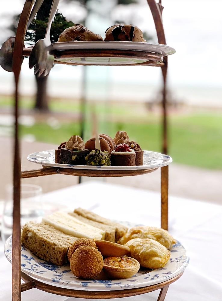 chocolate high tea stamford grand