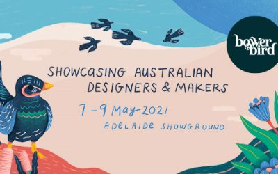 Bowerbird is back! Showcasing some of the best creatives from SA & around the country!