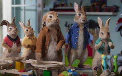 Peter Rabbit 2 is bounding into cinemas in time for Easter!