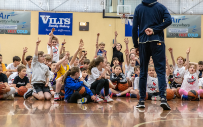 Adelaide 36ers April School Holiday Camp