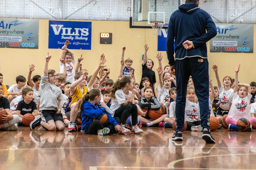 adelaide 36ers school holiday camp