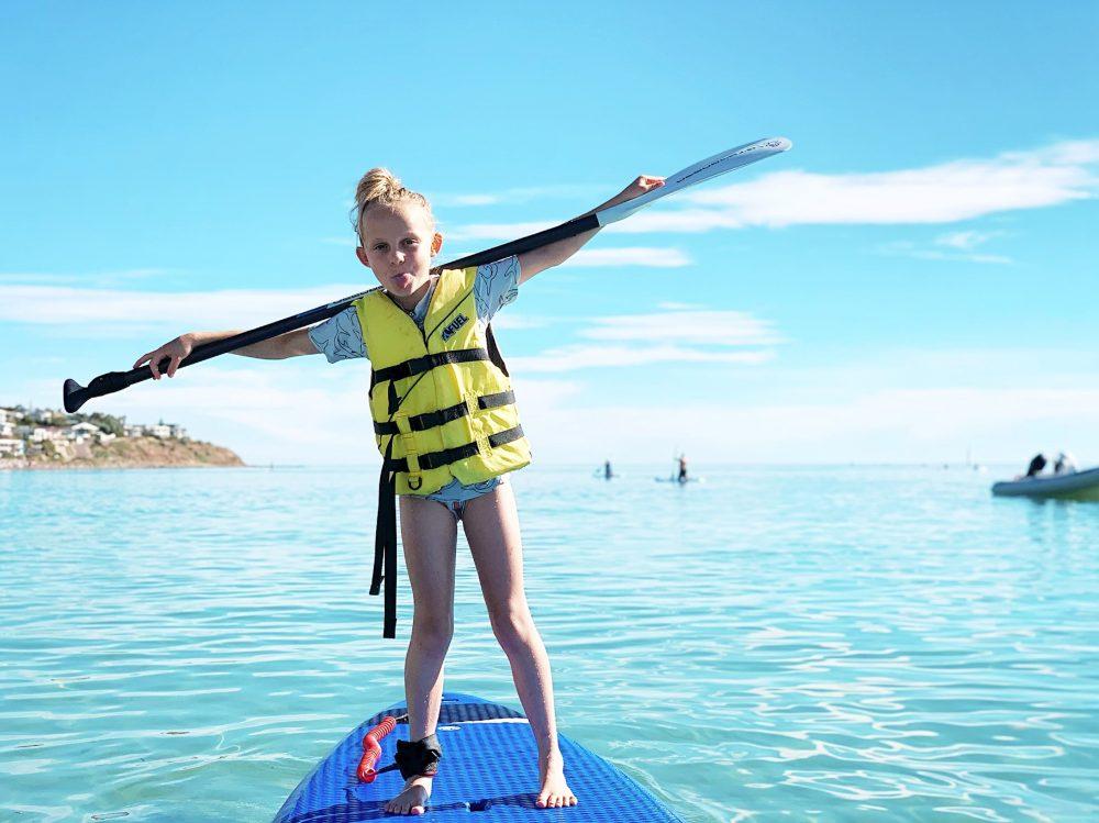 stand up paddleboarding sa