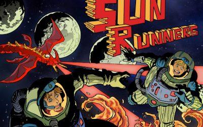 Windmill & Audioplay launch Sun Runners: An intergalactic audio adventure!