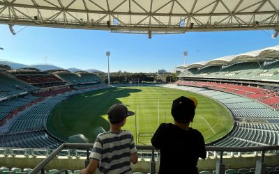 REVIEW: ADELAIDE OVAL STADIUM TOUR