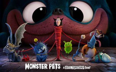 MONSTER PETS – A new Hotel Transylvania Short Film: WATCH HERE