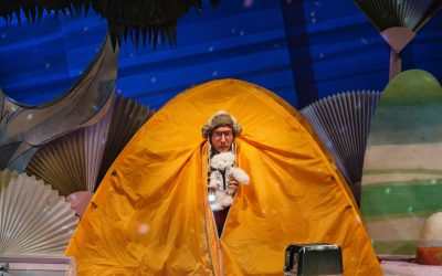 REVIEW: Kids' Theatre Show HICCUP!