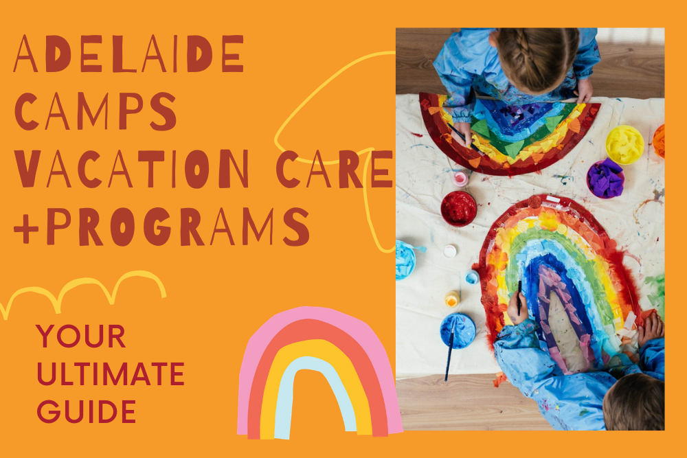 Adelaide school holiday programs clinics and camps