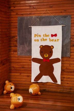 kid birthday party theme teddy bears picnic
