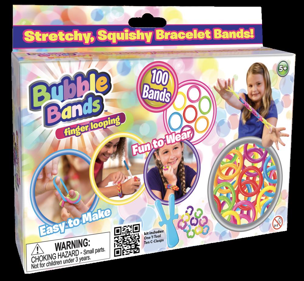 Bubble bands