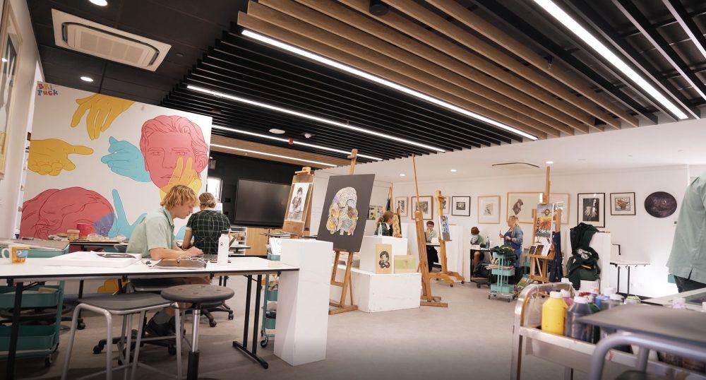 Westminster innovation hub