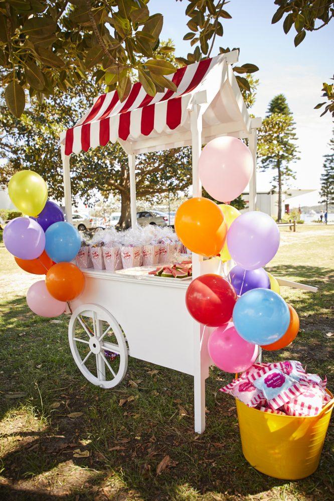 kids party carnival theme