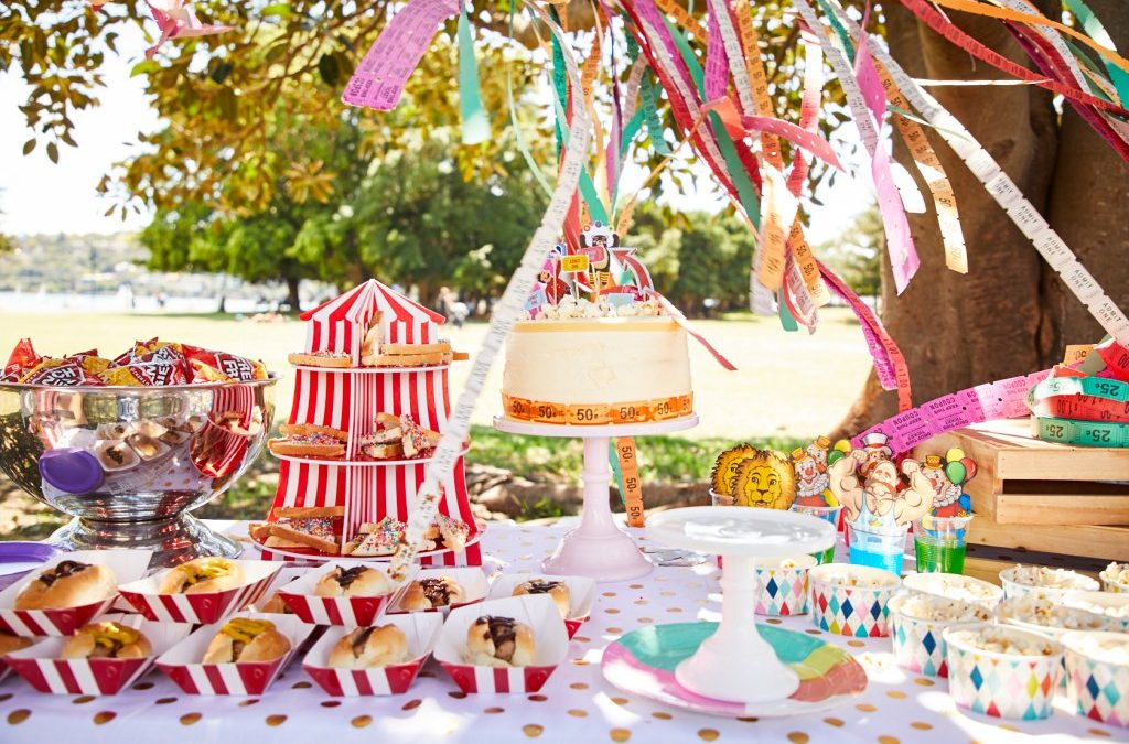 Kid friendly birthday party themes they'll love!