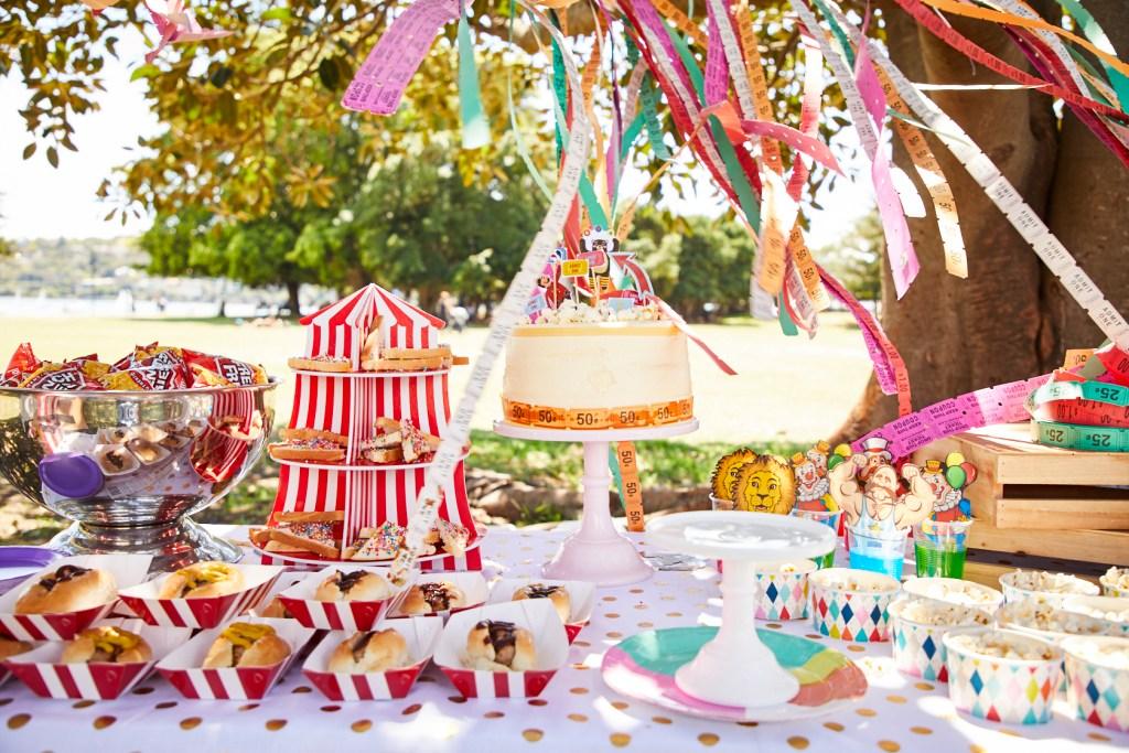 kid friendly birthday party themes