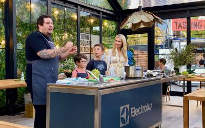 STAR CHEF'S TIPS TO GETTING YOUR KIDS EATING BETTER