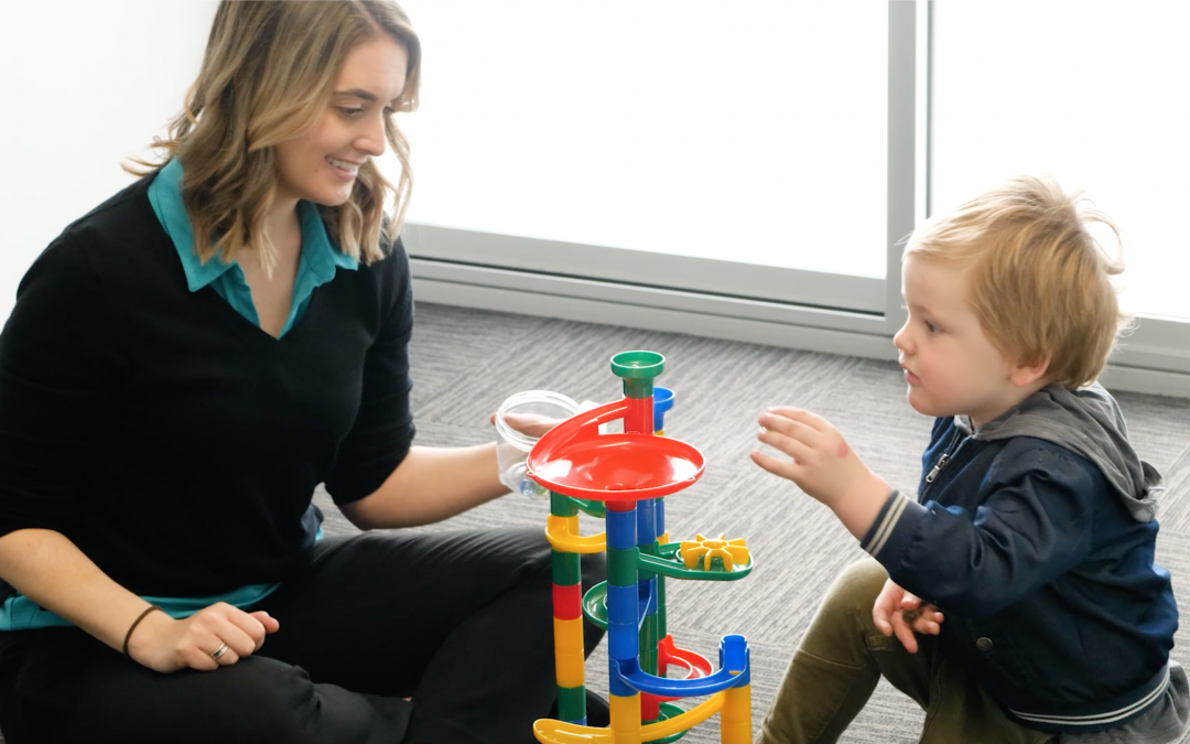 Speech Therapy: It's not all lisps!